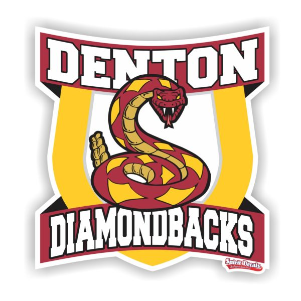 Diamondback Decals